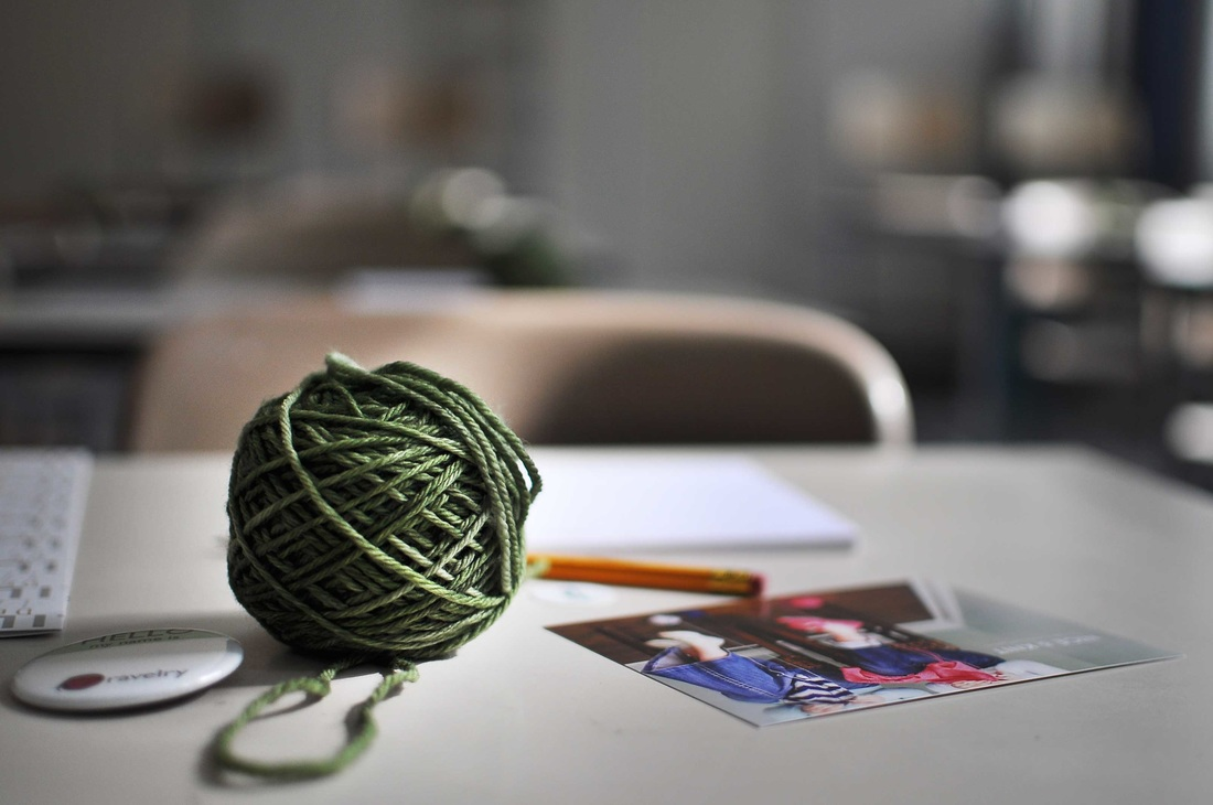 Nice & Knit yarn and other goodies for the Workshops