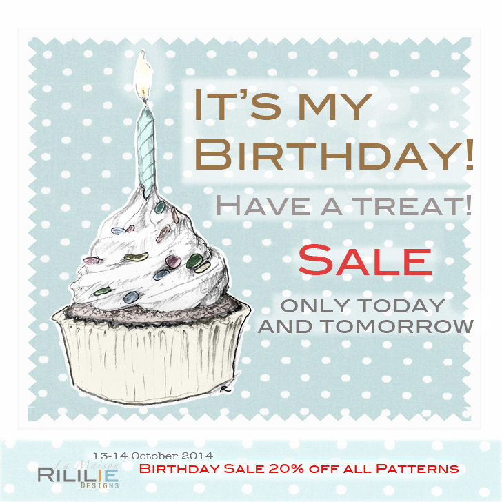 La Maison Rililie - Birthday Sale 2014