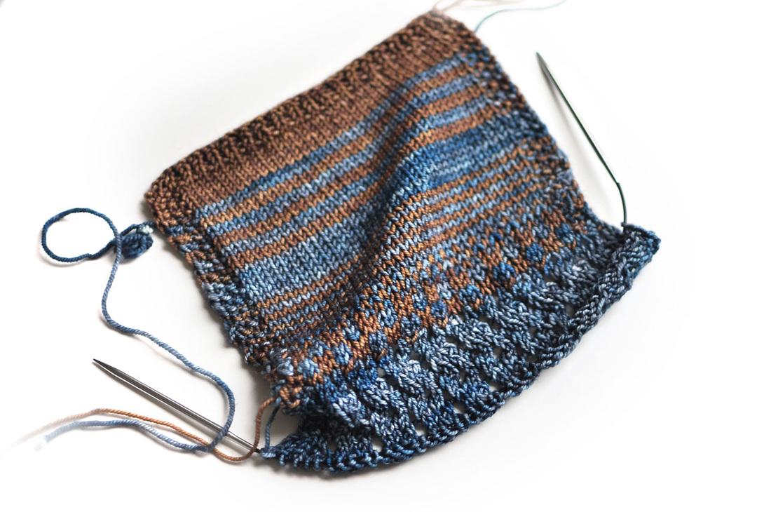 Nice&Knit Sport yarn, knittingtherapy blog