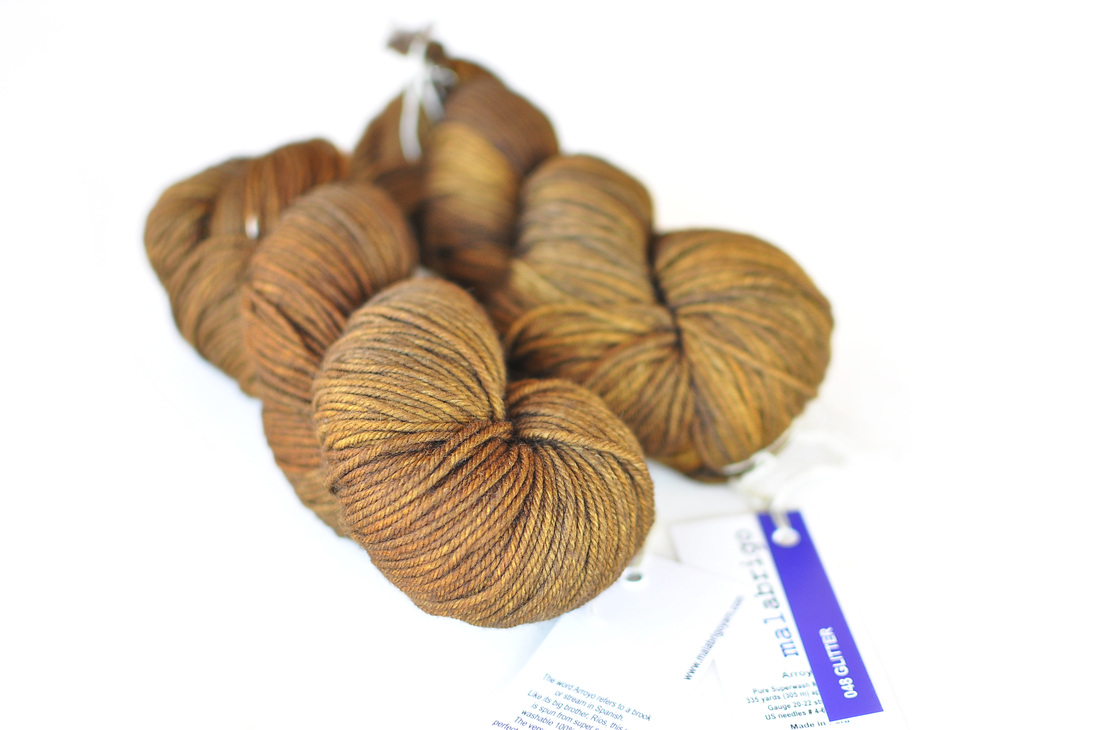 yarn from Tangled-Yarn UK
