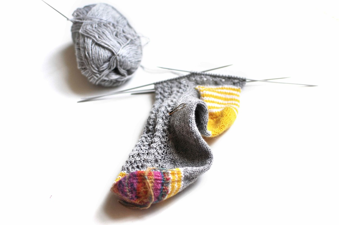 Free ShellSock Recipe by La Maison Rililie Designs