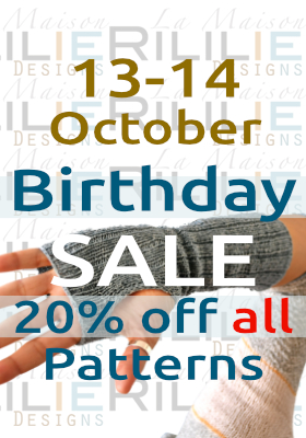 Birthday Sale Rililie (13-14.10.2016)