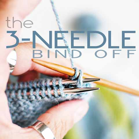 The Pinhole CO: How-to cast on in a circle by La Maison Rililie on knittingtherapy
