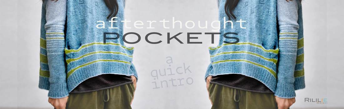 How-To Afterthought Pockets, by La Maison Rililie Designs